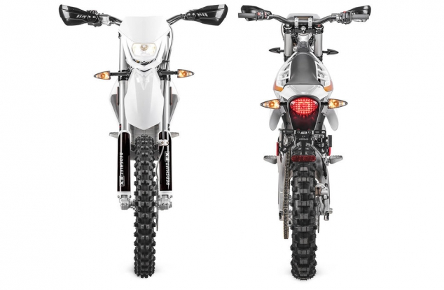 Alta Motors Redshift EX electric motorbike - Image 3