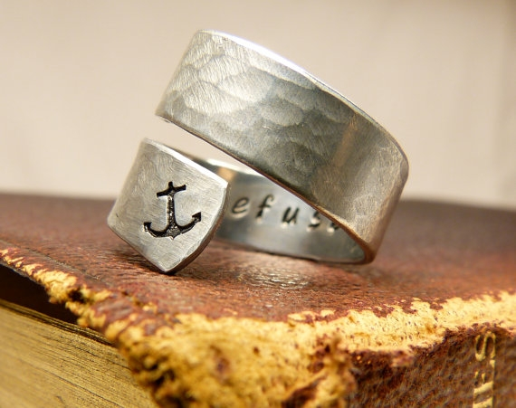 Anchor Adjustable Aluminum Wrap Ring