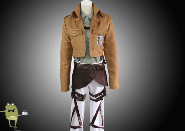 AoT Jean Kirstein Cosplay Costume Scouting Legion ...