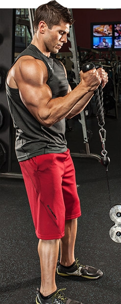 Arm Workouts For Men: 5 Biceps Blasts