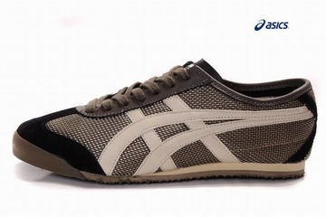 Asics Kanuchi Brown/Beige/Black Men's