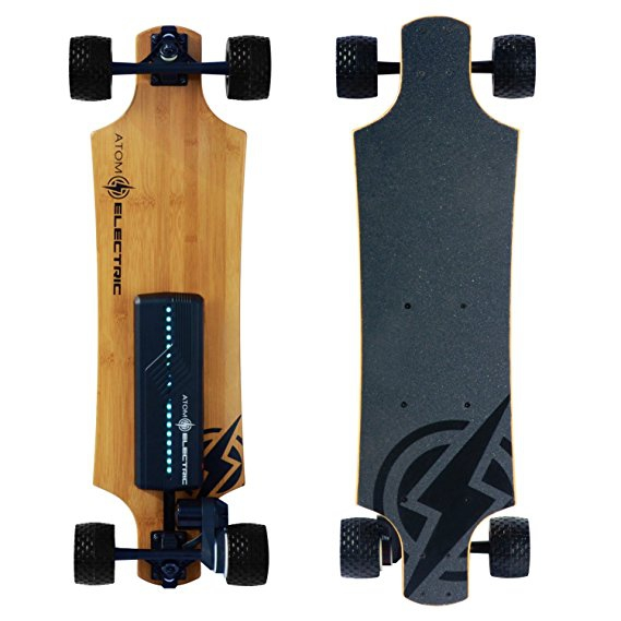 Atom Electric B10X All-Terrain Longboard Skateboard