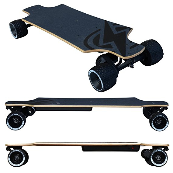 Atom Electric B10X All-Terrain Longboard Skateboard - Image 3