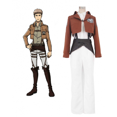 Attack on Titan Trainee Class Uniform Cosplay Costume