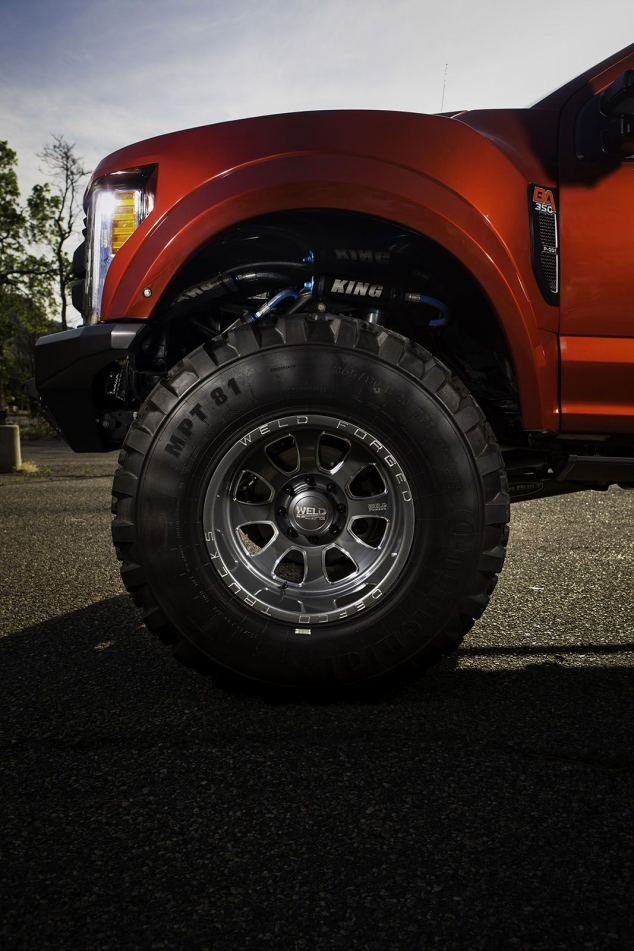BA-350 Stage 2 from Defco Trucks - Think SuperDuty Raptor - Image 2