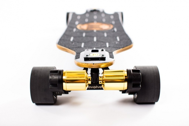 Bamboo GTX Series 2 in 1 from Evolve Skateboards - Image 2