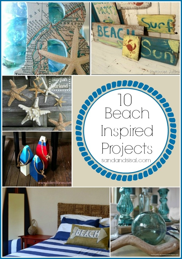 Beach Inspired Projects