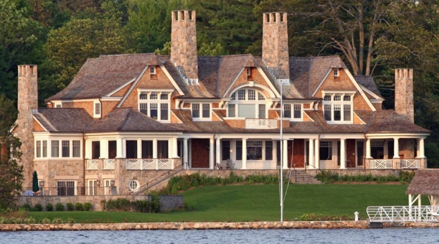 Beautiful Connecticut waterfront home