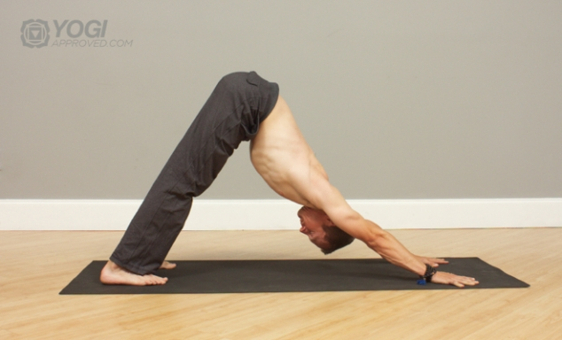 Beginner Yoga Poses For Men