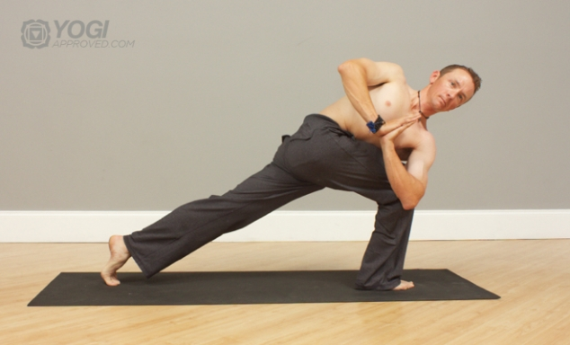 Beginner Yoga Poses For Men - Image 2