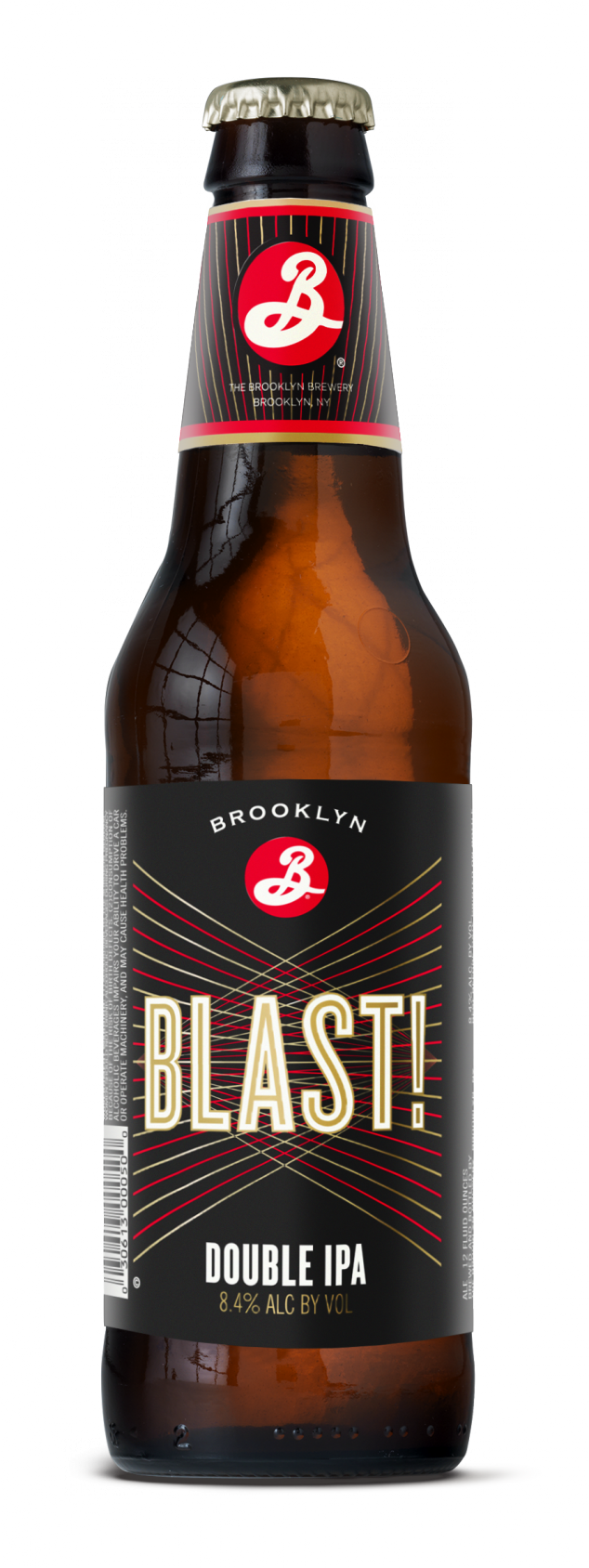 Blast IPA from Brooklyn Brewery