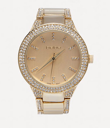 Bling Rim Watch