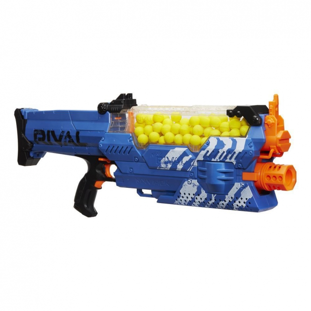 Blow them away with the Nerf Rival Nemesis MXVII-10K blaster - Image 2