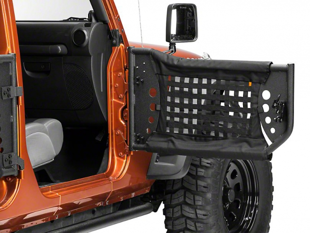 Body Armor Gen III Trial Doors for Jeep Wrangler - Image 3