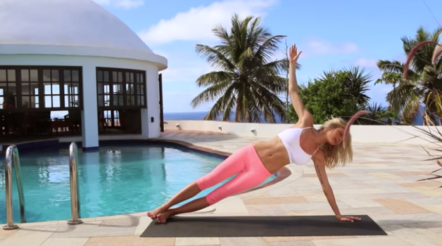 Boho Beautiful - Best Full-Body Workout | Fat burning calorie destroyer
