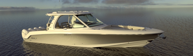 Boston Whaler 380 Realm day boat