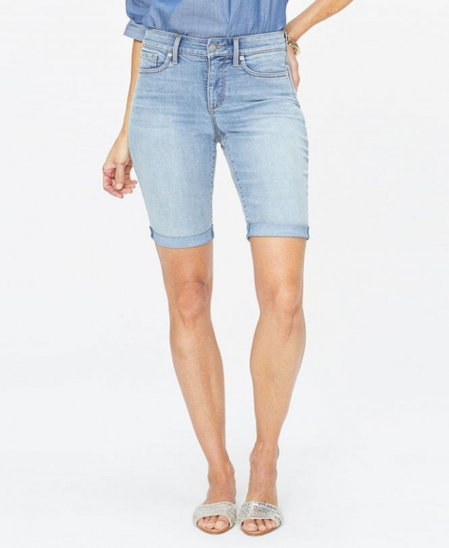 Briella Roll Cuff Shorts - Image 2