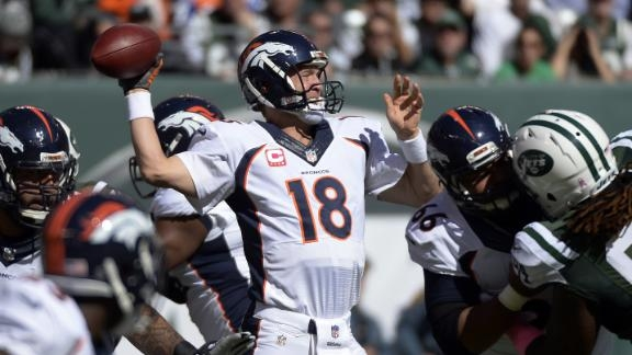Broncos win over Jets