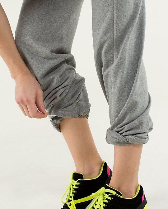 4a9a80e899 Calm & Cozy Pant from Lulu - Image 3. Brand / Company: Lululemon Athletica
