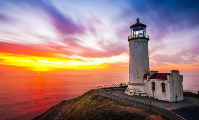 Cape Disappointment By Marcus Favething Com