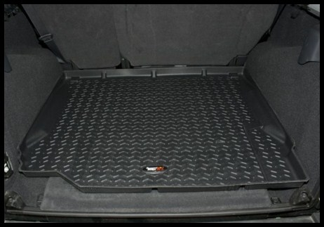 Cargo Liner for Jeep Wranger