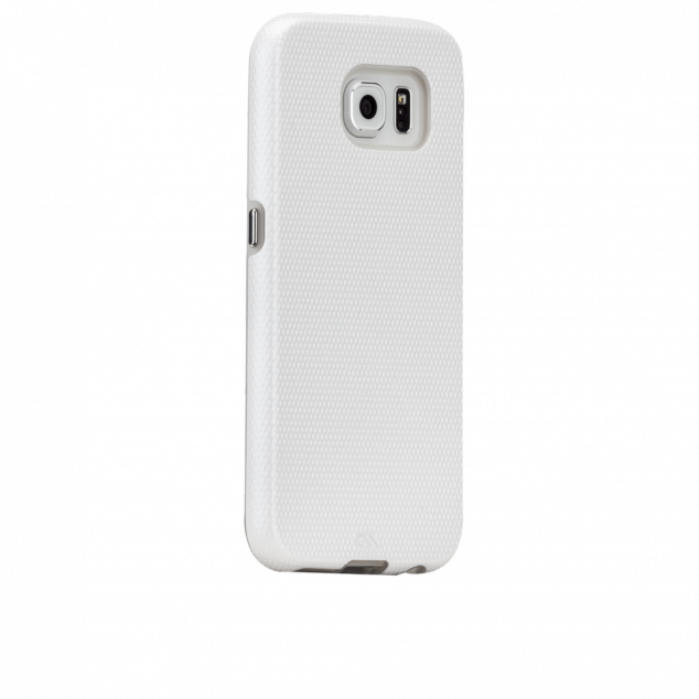 Case-Mate Tough Case - White w/ Clear Liner