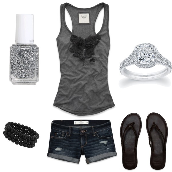 Casual Summer Outfit - FaveThing.com