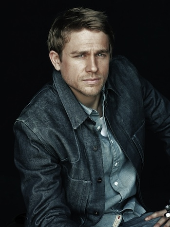 Charlie Hunnam to play Christian Grey in 'Fifty Shades of Grey'
