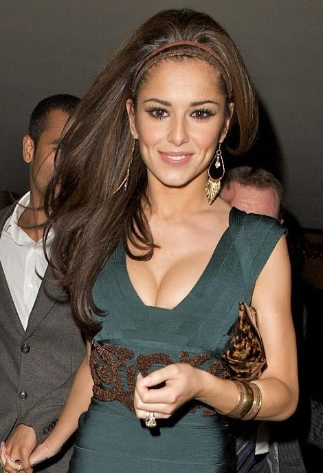Cheryl cole tweedy hot are mistaken