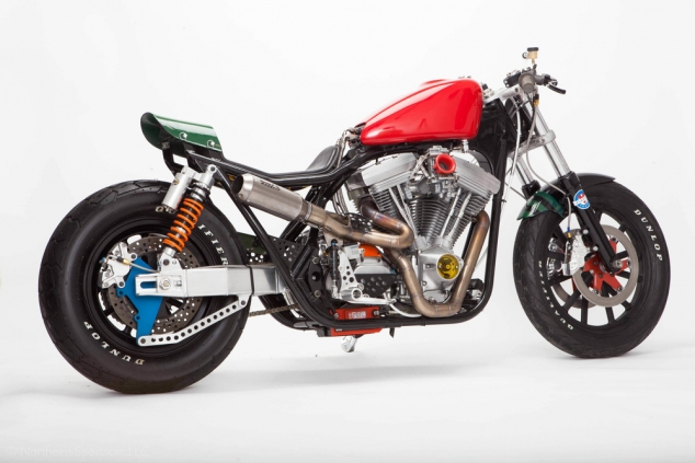 Church of Choppers Harley-Davidson FXR Motorcycle