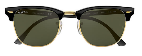 Clubmaster Classic Sunglasses from Ray-Ban - Image 2