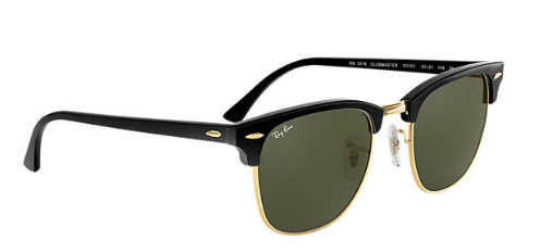 Clubmaster Classic Sunglasses from Ray-Ban - Image 3