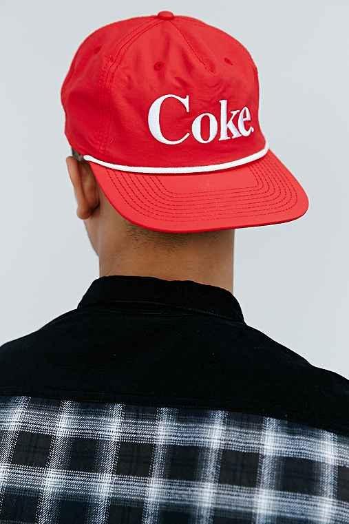 Coke Snapback - FaveThing.com 3997168edf4