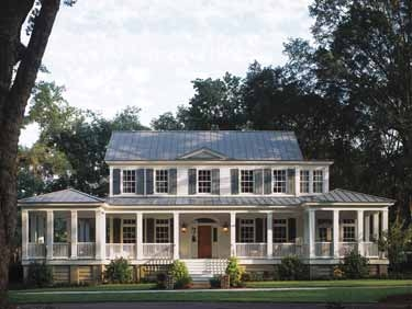 colonial plantation farmhouse house plan favething com