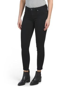 Contour Ankle Skinny Jeans