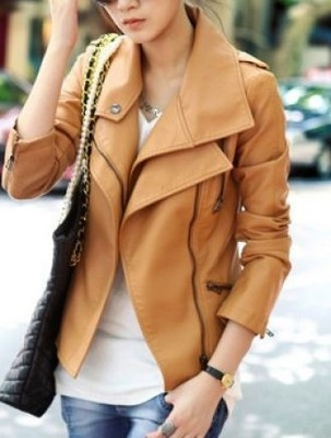 Cool Leather Jacket