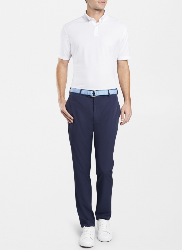 Crown Crafted Stretch Flat Front Pants