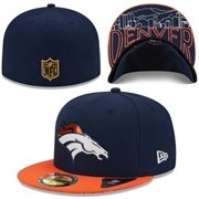 Denver Broncos New Era 2015 NFL Draft On-Stage 59FIFTY Fitted Hat