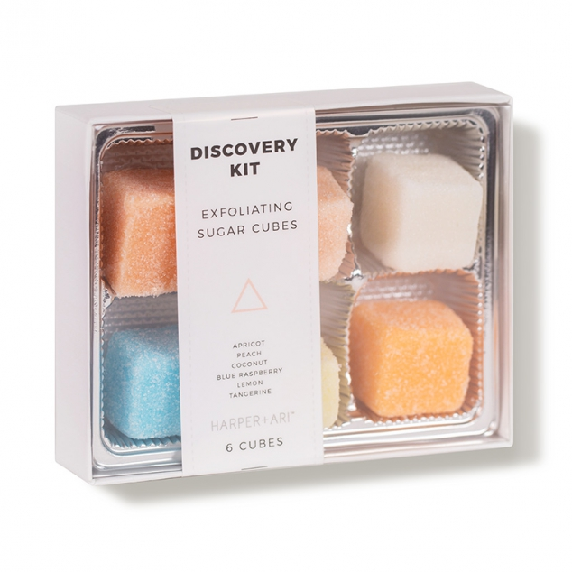 Discovery Kit Exfoliating Sugar Cubes