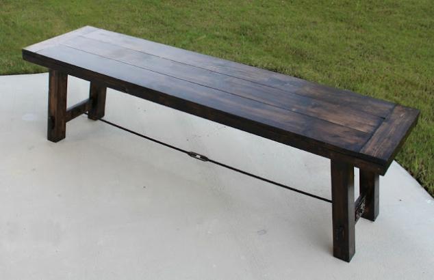DIY Bench FaveThingcom
