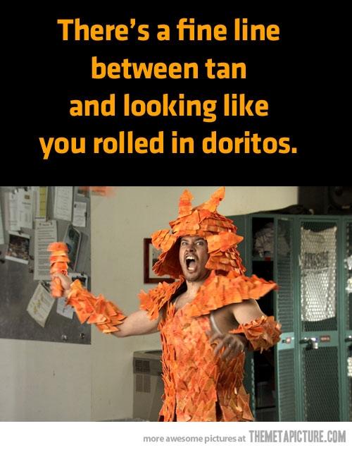 Dorito Tans - FaveThing.com
