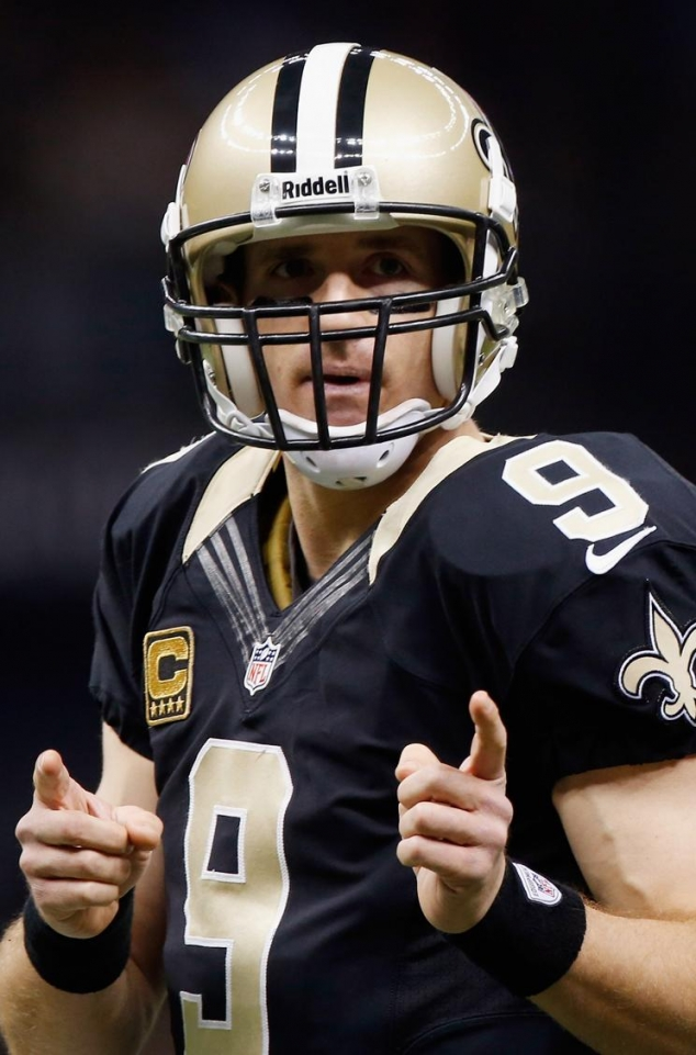 Drew Christopher Brees