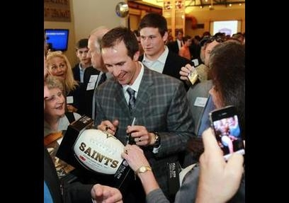 Drew Christopher Brees  - Image 2