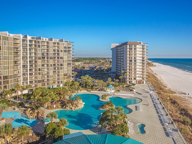 Edgewater Beach & Golf Resort - Panama City Beach, Florida