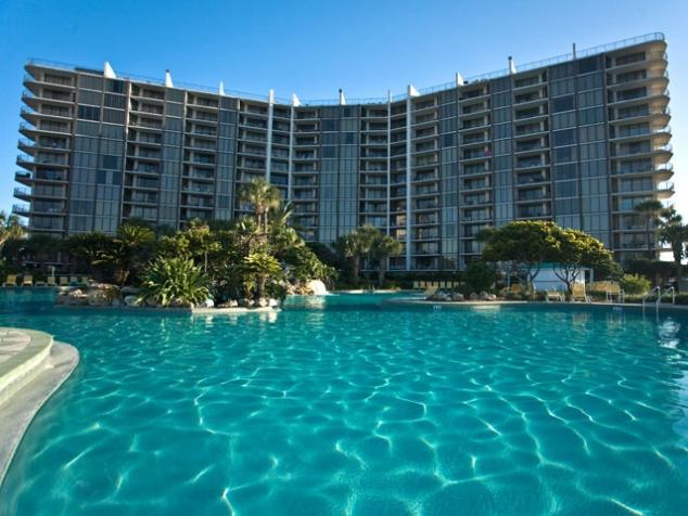 Edgewater Beach Golf Resort Panama City Florida Image 2