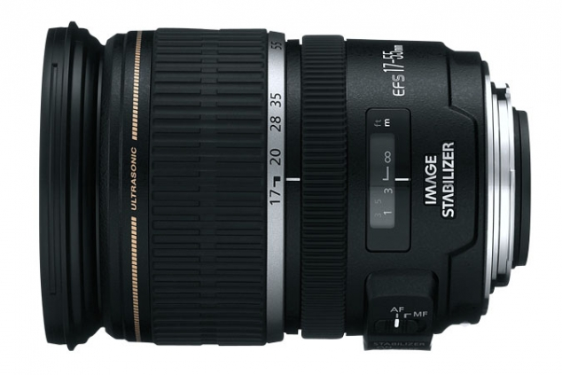 EF-S 17-55mm f/2.8 IS USM Canon Lens