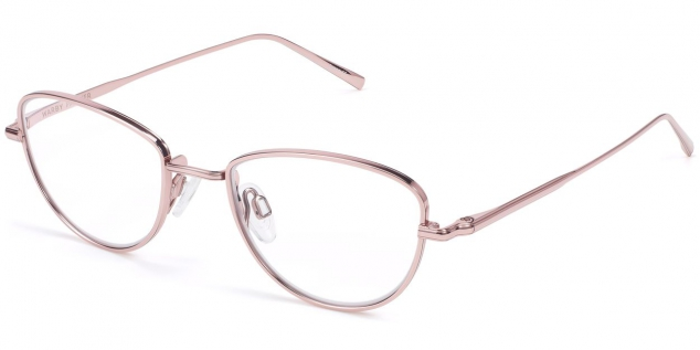 Eleanor Eyeglasses in Lilac Silver - Image 3