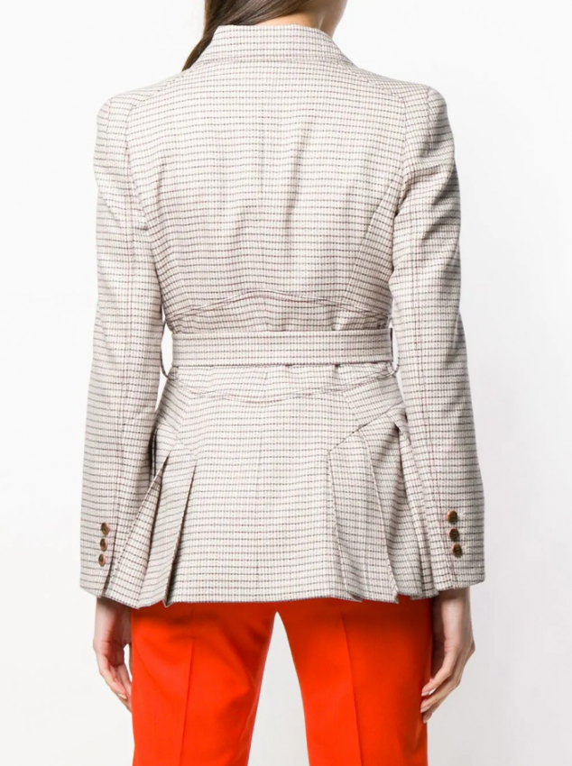 Fendi Short Trench Jacket - Image 2