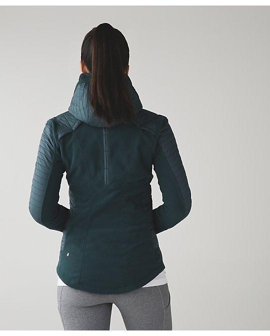 Fleecy Keen Jacket III by Lululemon  - Image 2