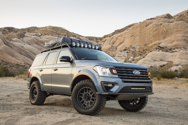 Ford Expedition Custom Baja Forged Adventurer